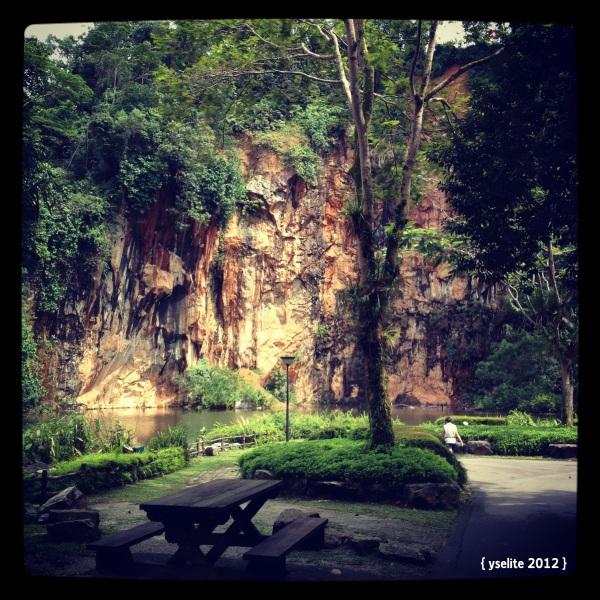 Bukit Batok Quarry