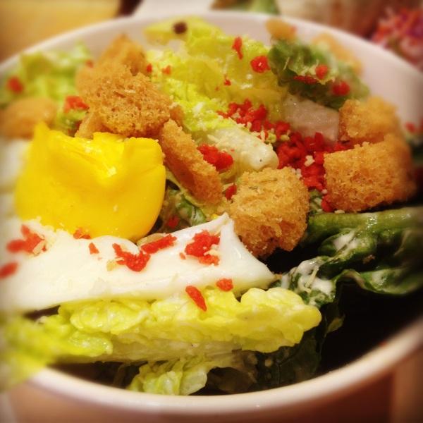Caesar Salad (Soup Spoon)